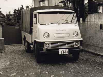1965年 創業第一号車