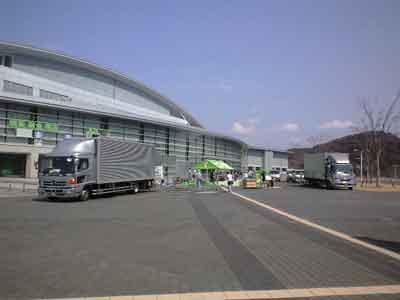 イベントキャラバン 静岡