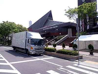イベントキャラバン 神戸